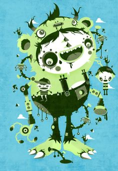 Feeling Green by yema yema