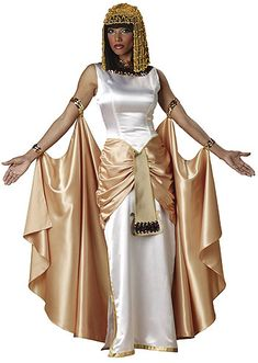 Cleopatra is still a popular icon and Elisabeth Taylor still comes to mind through popular culture. But who was Cleopatra? Costume Halloween, Cleopatra Halloween, Joker Costume, Cleopatra Costume, Costume Ninja, Couple Halloween, Halloween Party, Adult Costumes, Costumes For Women