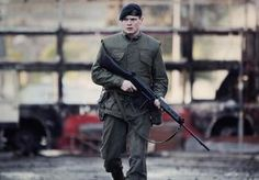"""'71 UK director Yann Demange's highly touted Berlin premiere """"'71"""" turns on an infamous 1971 slaying in Belfast, Ireland with rising star Jack O'Connell (""""Starred Up"""" and Angelina Jolie's upcoming """"Unbroken"""") as a British soldier"""