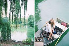 romantic boat picnic, easy to do in Austin, TX