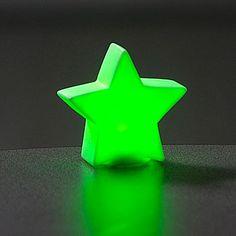 Star LED Lights--changes colors