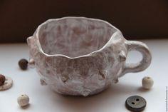 Чашка Печенье с Молоком - керамика ручной работы