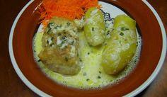 Enkelt recept, där du kan använda tinad eller djupfryst torsk eller liknande fisk.