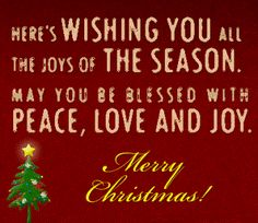 Today is the age of internet and you can easily send e card to your friends and relatives. There are various Christmas greeting cards out in the market and you can choose the best Christmas greeting phrases. http://www.xmas-fun.net/