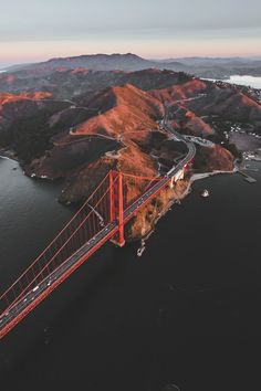 Golden Gate Bridge, San Francisco, California by Brian Willette