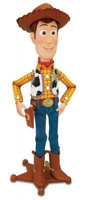 Brinquedo Disney Pixar TS3 Toy Story Collection Talking Sheriff Woody #disney #brinquedosimportados #brinquedoseducativo #brinquedosonline