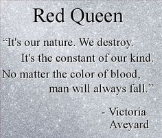 Red Queen by Victoria Aveyard     Books at Dawn