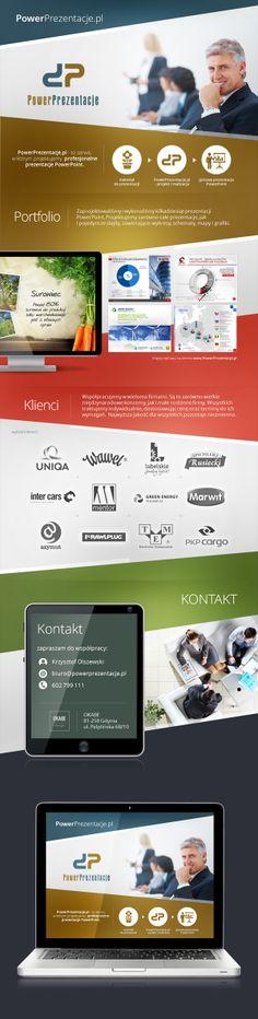 Prezentacja PowerPoint - ofarta firmy www.PowerPrezentacje.pl