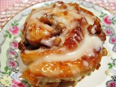 I have looked for a Cinnamon Roll recipe where you pour cream over them before baking - this is it - anxious to try!