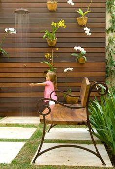 Plantable Fence