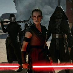"""Dark Rey has recruited the Knights of Ren to her side. Knights Of Ren, Star Wars Sith, You Make Me Laugh, Last Jedi, Reylo, Dark Side, Concept Art, Sci Fi, Cosplay"