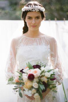 Peace Wedding Dress