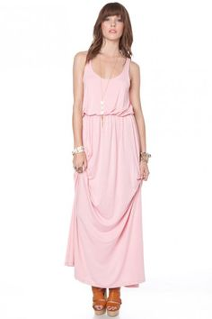 Addison Maxi Dress. Want it, but maybe in a different color?