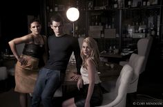 My Photo Shoot with Model Jason Shatto of Vander Models and High Models Management, with Jessica Jones & Elle Reynoso