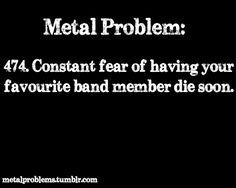 hopefully just an irrational fear....