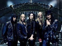 Nightwish - Anette Olzon (Photoshop Work)