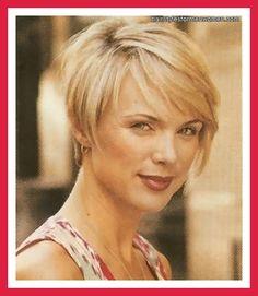 short hairstyles for fine hair for older women