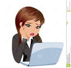 woman illustration worker - Yahoo Image Search Results