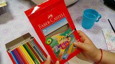 PROVE SU STRADA!!!MATITE ACQUERELLABILI FABER CASTELL