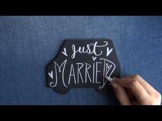 大人黒板、結婚式で役に立つチョークアート、レタリング(chalkart)