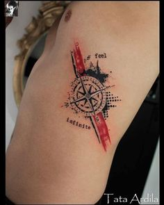 Tattoo trash polka...