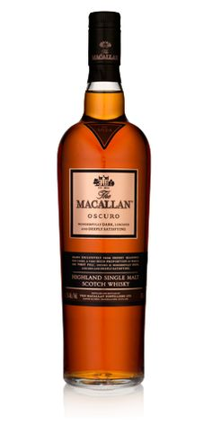 Macallan Oscuro single malt whisky available from Whisky Please.