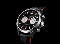 Baume et Mercier - Capeland Chronograph 10451 and 10452 | Time and Watches | The watch blog