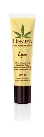 Hempz Lips. Hemp seed oil is awesome for the lips. Absolutely love this lip balm! ❤️ THC free