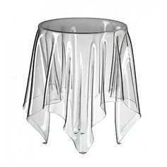20 Of The Most Unique Desk and Table Designs Ever - ghost table
