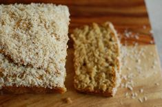 Eating from the Ground Up: Coconut Loaf  ----looks and sounds amazing!!!!! Can't wait to make!!!