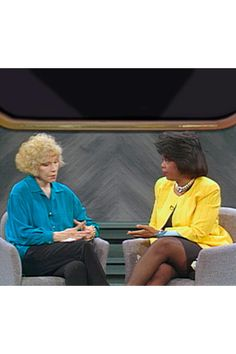 1990 - Oprah is moved to tears by Truddi Chase, a woman with 92 distinct personalities.