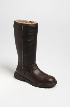 UGG® 'Brooks' Tall Boot (Women) available at #Nordstrom
