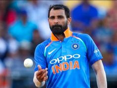 Right-arm pacer Mohammed Shami has said that the Men in Blue will do whatever it takes to win the upcoming series against Australia and dedicate that special win to all the CRPF jawans that were martyred during the attack. One Day International, Shikhar Dhawan, Upcoming Series, Cricket Sport, World Cup, First Love, Polo Ralph Lauren, Arm, Australia