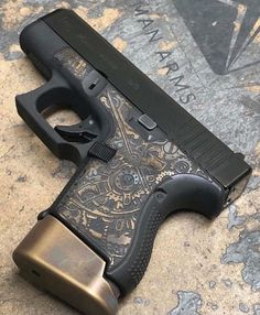 Understand the Glock trigger better and notice how much you progress using your Glock pistol! Understanding the Glock Trigger Glock Weapons Guns, Guns And Ammo, Best Concealed Carry, Custom Guns, Cool Guns, Knives And Swords, Self Defense, Firearms, Hand Guns