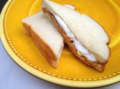 Fluffer Nutter Sandwiches - I'd forgot all about these. Wouldn't include it in a lunch but definitely afternoon snack