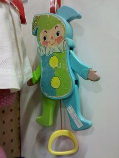 Fisher Price crib toy