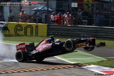 Jean-Eric Vergne #F1 #GPMonza 2012