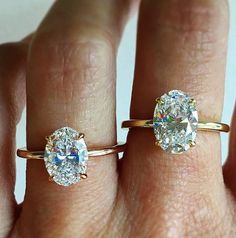 Solitaire Ring 1 Karat Handmade Gold Solitaire Engagement Ring Six Prong Wedding Wishes, Wedding Bells, Oval Gold Engagement Ring, Engagement Rings Prices, Oval Wedding Rings, Gold Band Engagement Rings, Timeless Engagement Ring, Engagement Ring Sizes, Wedding Engagement