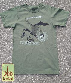 Dullahan, the Irish headless horseman from krmbal