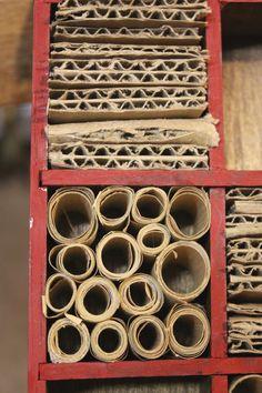 mason bee house tubes                                                                                                                                                      More