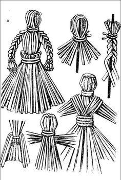 Pin by Morgana Krinsley on Lammas Corn Husk Crafts, Yarn Crafts, Diy And Crafts, Willow Weaving, Basket Weaving, Paper Dolls, Art Dolls, Corn Dolly, Corn Husk Dolls