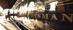 Belmond Royal Scotsman - I dream of taking this luxury train ride through one of the most scenic places on Earth