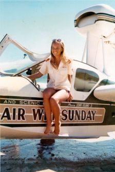 Back in the day we rode side-saddle.  http://blog.queensland.com/2014/07/02/oneonly-hayman-island-revamp/ #thisisqueensland #airwhitsunday #loveairliebeach #vintage