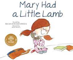 Bring this classic nursery rhyme to life with bluegrass tunes and colorful illustrations to match. Readers will eagerly flip the pages as they sing along to Mary Had a Little Lamb! Classic Nursery Rhymes, Language Development, Music Games, Retelling, Head Start, Music Education, Early Learning, Illustration Art, Illustrations