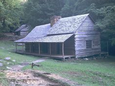 Old homestead in the Smokies.