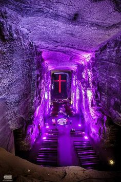 Salt Cathedral of Zipaquirá, Cundinamarca, Colombia