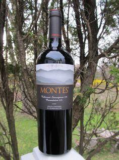 Montes Limited Selection Cabernet Sauvignon 70% Carmenere 30%, Apalta Vineyard, Colchagua Valley, Chile, 200...