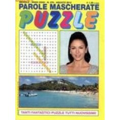 Tips on Shopping for Parole-Mascherate-Puzzle Magazine - 12 issues