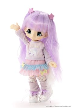 The KIKIPOP! is coming your way May Visit here to learn more about Azone International's bubbly duo Soda Blue and Grape Squash. Pop Dolls, Cute Dolls, Baby Dolls, Space Theme Preschool, Mama Elephant Cards, My Moon And Stars, Kawaii Crafts, Anime Girl Drawings, Smart Doll