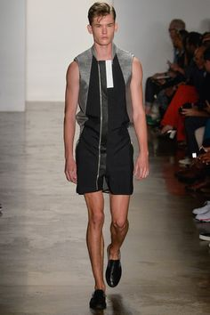 Tim Coppens Spring 2014 Menswear Collection Slideshow on Style.com